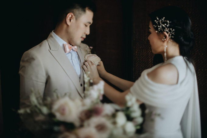 Inandra & Stella's wedding by Atham Tailor - 003