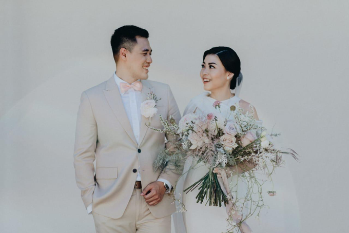 Inandra & Stella's wedding by Atham Tailor - 005