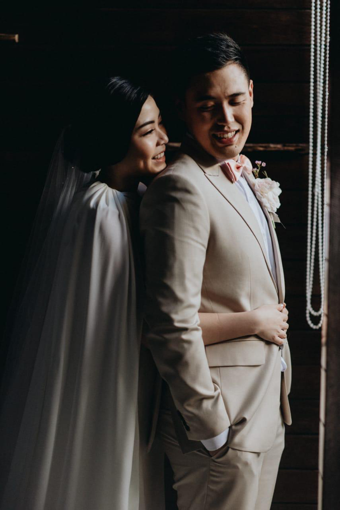 Inandra & Stella's wedding by Atham Tailor - 004