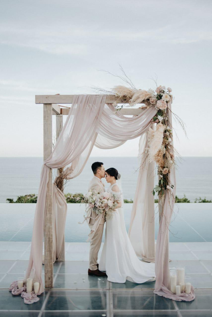 Inandra & Stella's wedding by Atham Tailor - 008