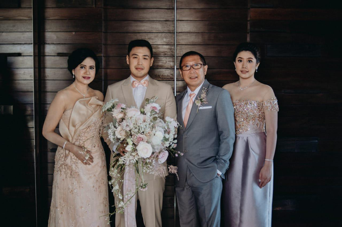 Inandra & Stella's wedding by Atham Tailor - 009