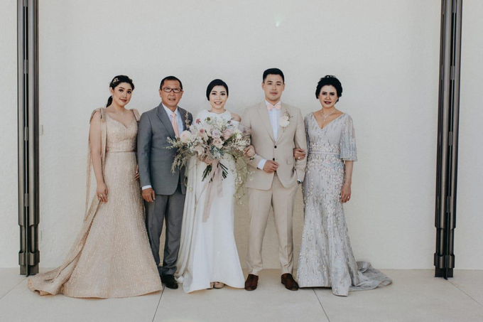 Inandra & Stella's wedding by Atham Tailor - 012