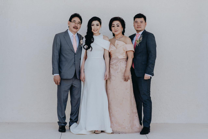 Inandra & Stella's wedding by Atham Tailor - 013