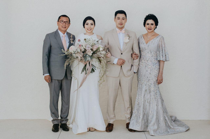 Inandra & Stella's wedding by Atham Tailor - 015