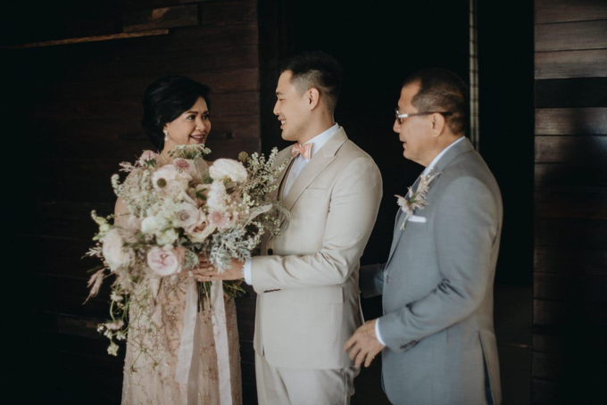 Inandra & Stella's wedding by Atham Tailor - 019