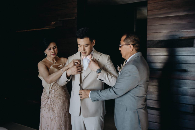 Inandra & Stella's wedding by Atham Tailor - 020