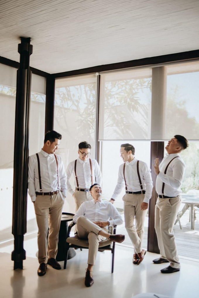 Inandra & Stella's wedding by Atham Tailor - 021