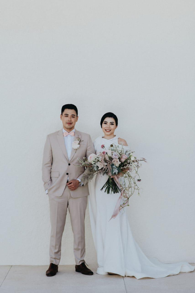 Inandra & Stella's wedding by Atham Tailor - 022