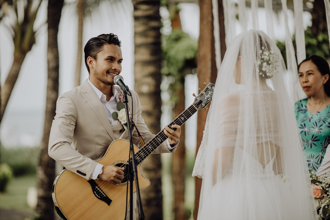 Randy Pangalila & Chelsey Frank's Wedding by Atham Tailor - 001