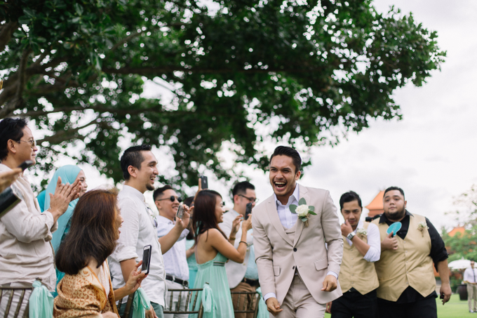 Randy Pangalila & Chelsey Frank's Wedding by Atham Tailor - 008