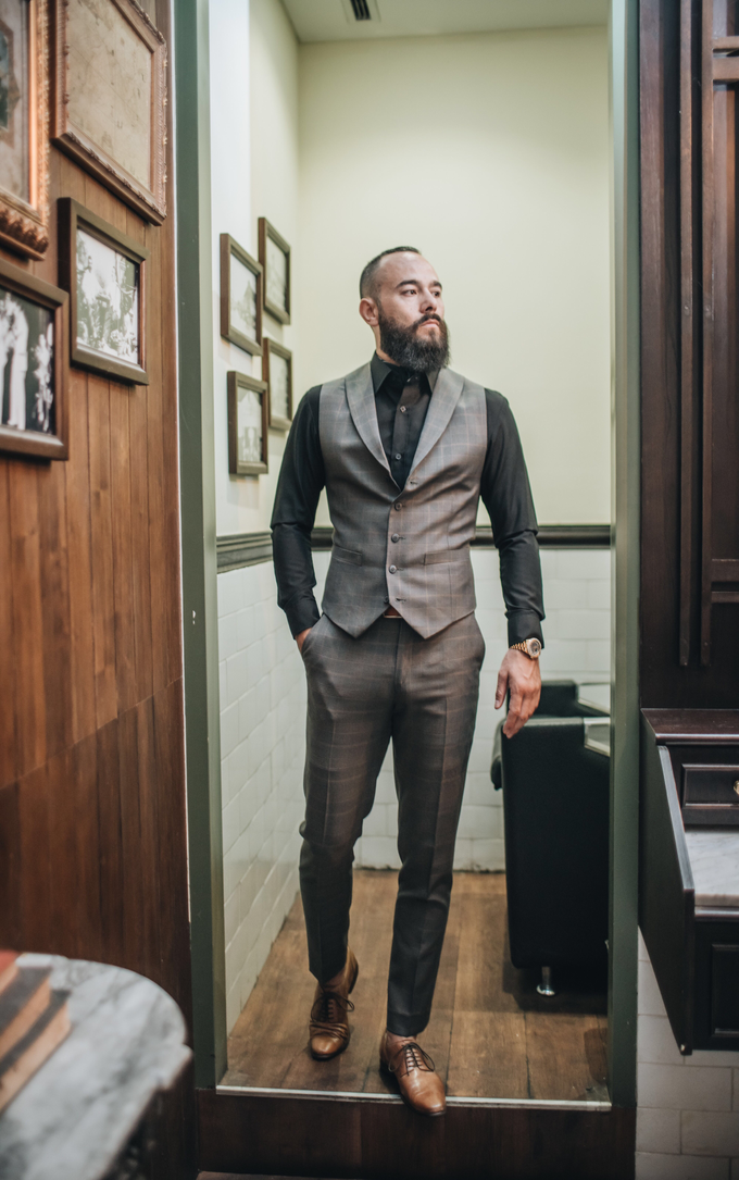 One Championship Anthony Engelen by Atham Tailor - 001