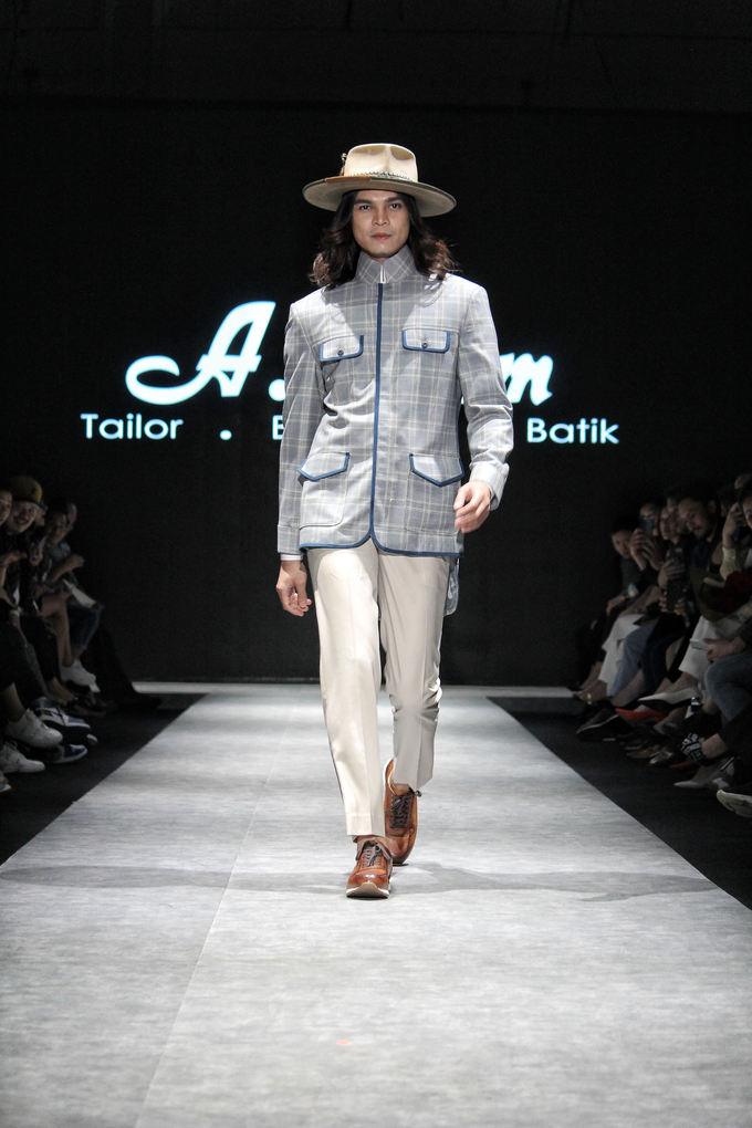 Men's fashion week 2019 by Atham Tailor - 001