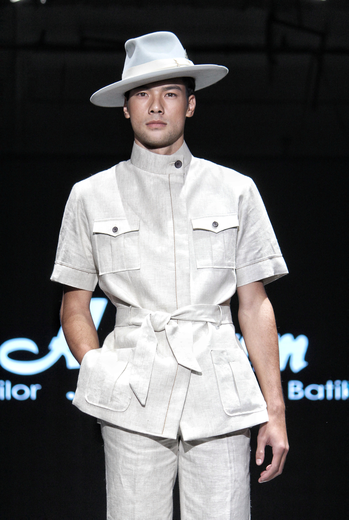 Men's fashion week 2019 by Atham Tailor - 006