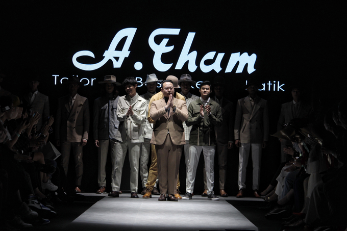 Men's fashion week 2019 by Atham Tailor - 019