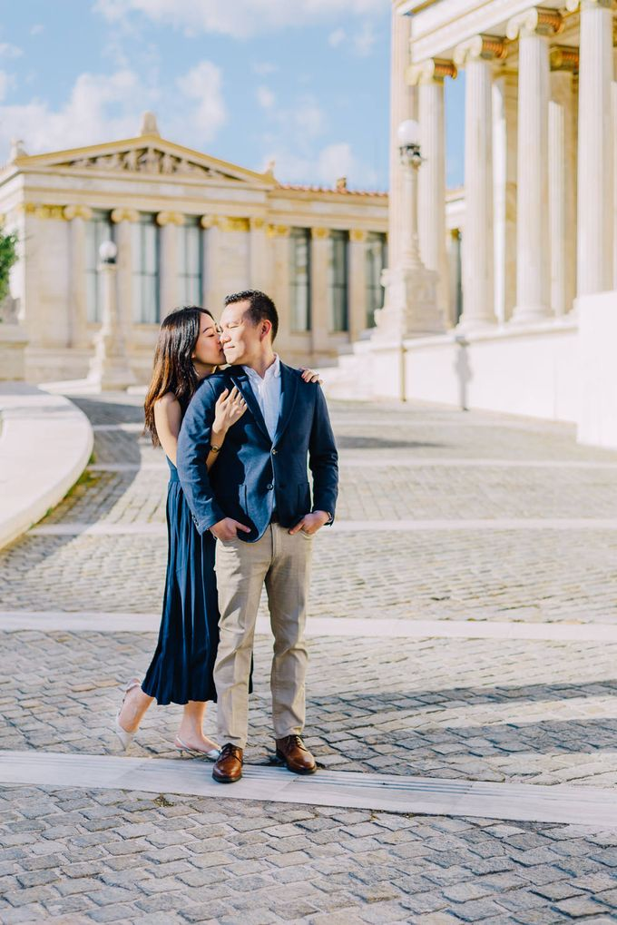 Pre-wedding Session by Elias Kordelakos - 001