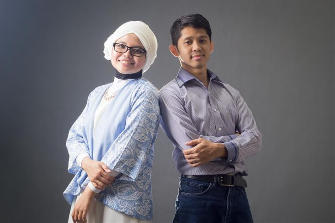 Ati & Irwan Prewedding by mrenofan photography - 005