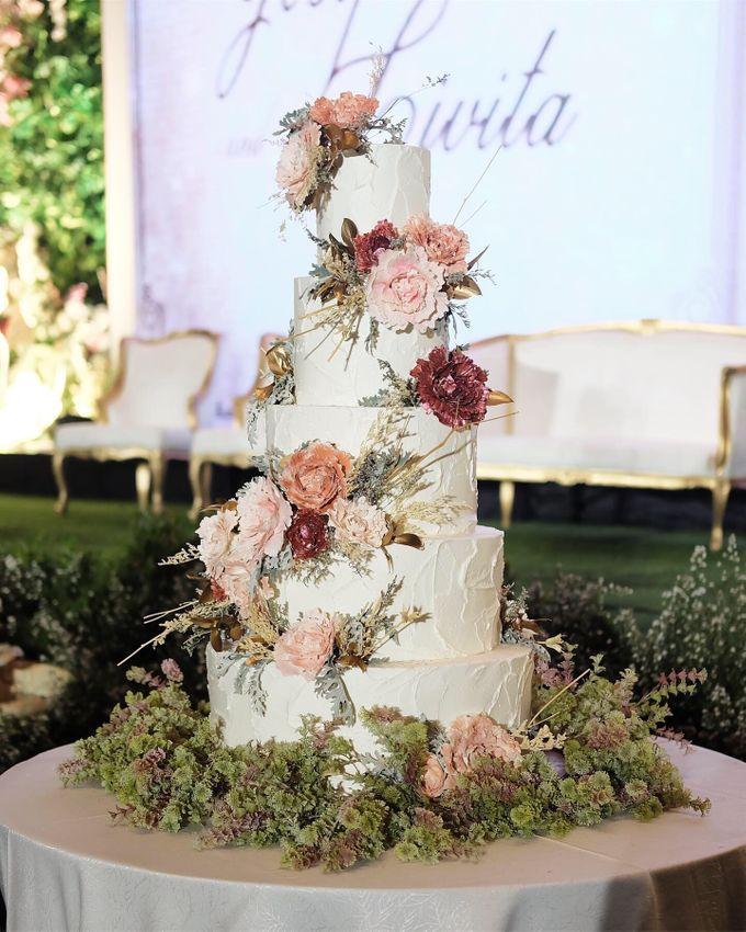 The Wedding of Yosep & Livita by KAIA Cakes & Co. - 001