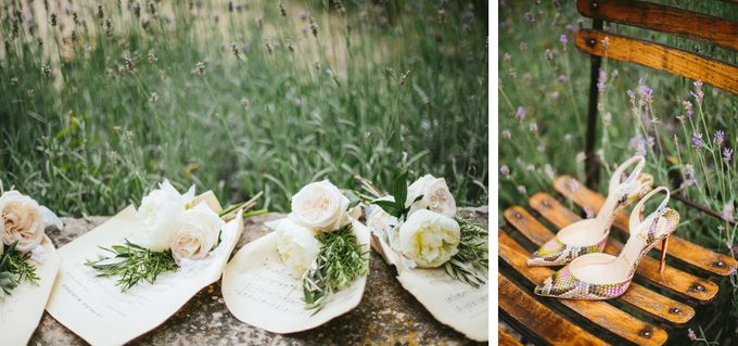 Gastronomic summer wedding in Provence by M&J Photography - 003