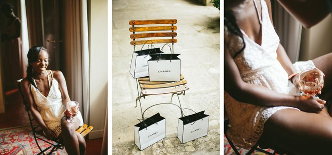 Gastronomic summer wedding in Provence by M&J Photography - 004