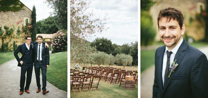 Gastronomic summer wedding in Provence by M&J Photography - 005