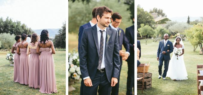 Gastronomic summer wedding in Provence by M&J Photography - 006