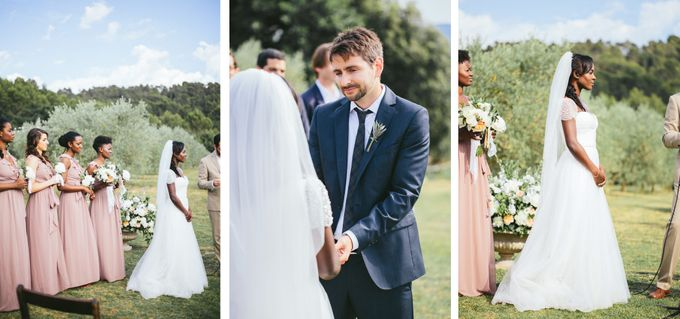 Gastronomic summer wedding in Provence by M&J Photography - 007