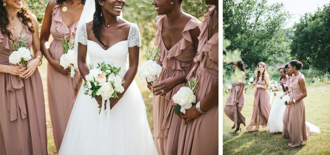 Gastronomic summer wedding in Provence by M&J Photography - 008