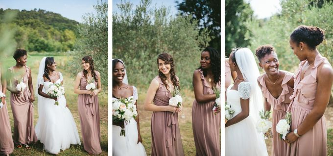 Gastronomic summer wedding in Provence by M&J Photography - 009