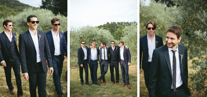 Gastronomic summer wedding in Provence by M&J Photography - 010