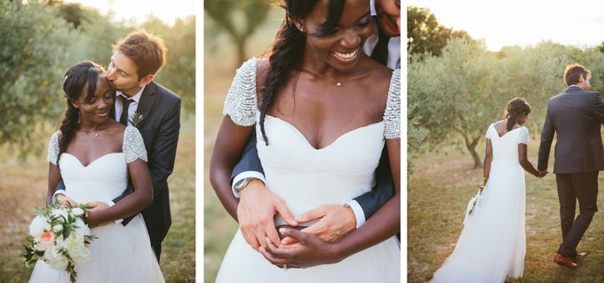 Gastronomic summer wedding in Provence by M&J Photography - 012