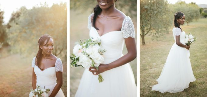 Gastronomic summer wedding in Provence by M&J Photography - 013