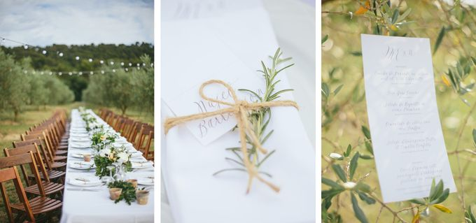 Gastronomic summer wedding in Provence by M&J Photography - 014