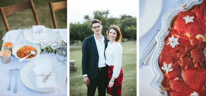 Gastronomic summer wedding in Provence by M&J Photography - 015