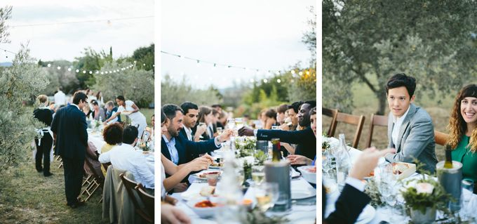 Gastronomic summer wedding in Provence by M&J Photography - 016