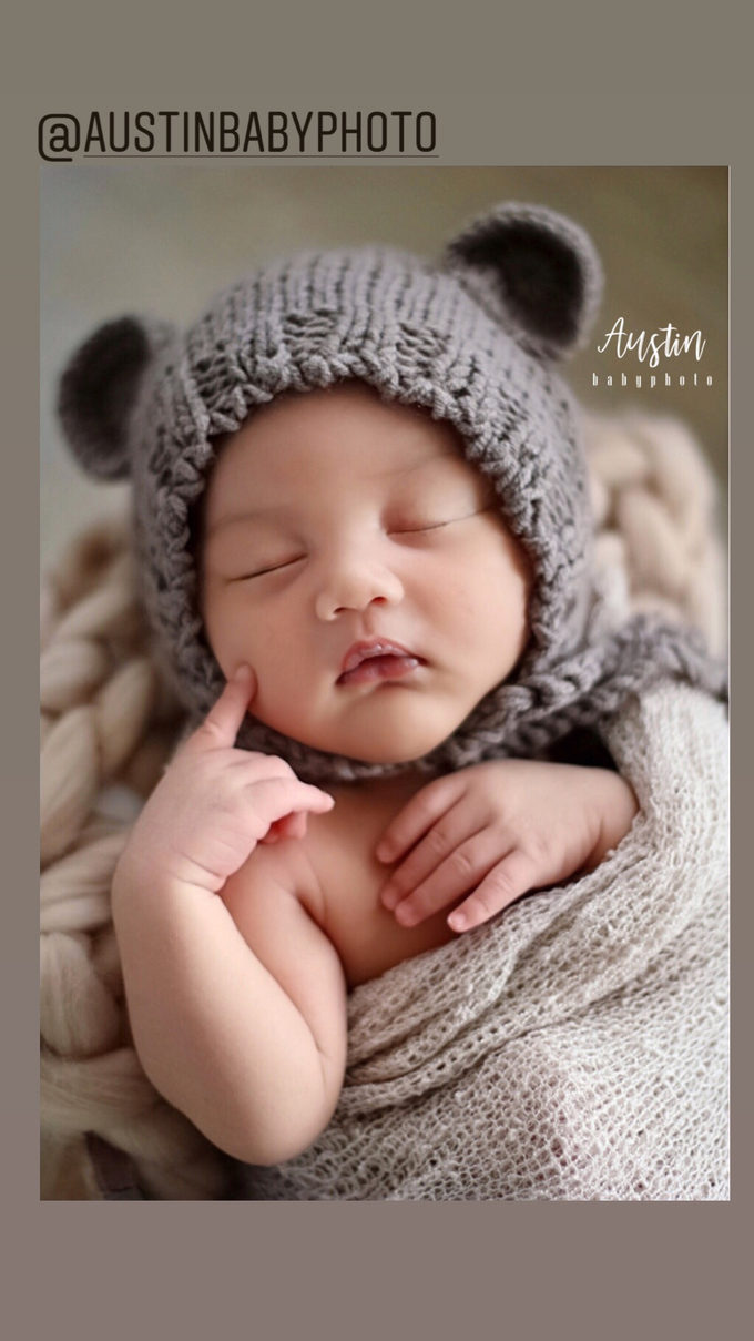NEWBORN // KIDS & MATERNITY With @austinbabyphoto by Austin Photobooth - 003