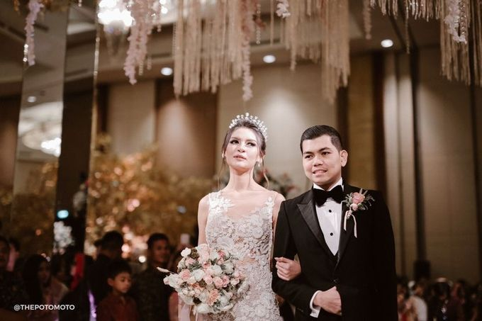 Reception of Arfandi & Vannesa by Anaz Khairunnaz - 013