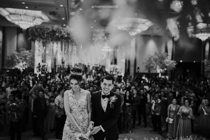 Reception of Arfandi & Vannesa by Thepotomoto Photography - 024