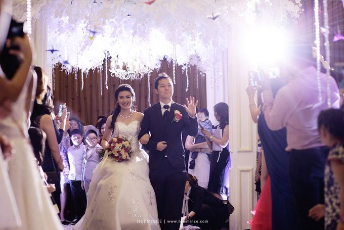 Upper Room - Arief & Vedina Wedding by Impressions Wedding Organizer - 003