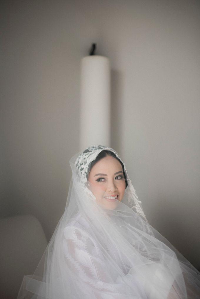Anson & Vanessa Wedding at The Soori - Bali by Imelda Hudiyono Bride - 001