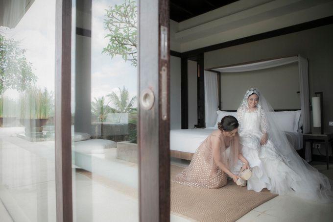 Anson & Vanessa Wedding at The Soori - Bali by Imelda Hudiyono Bride - 002