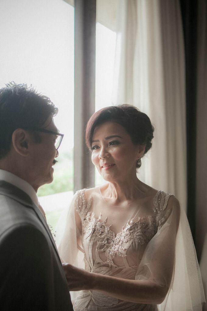 Anson & Vanessa Wedding at The Soori - Bali by Imelda Hudiyono Bride - 004