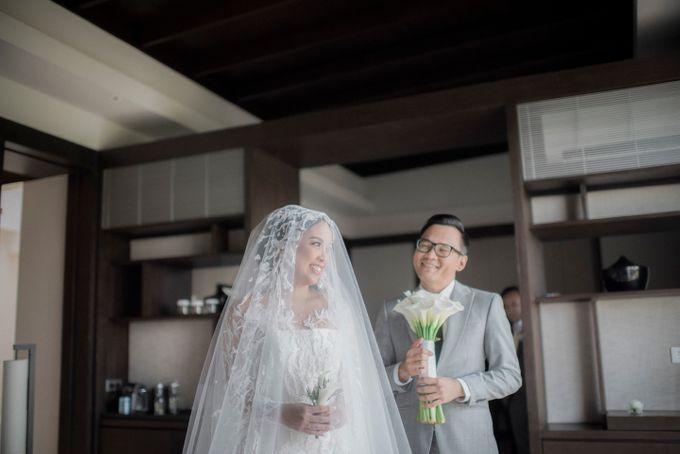 Anson & Vanessa Wedding at The Soori - Bali by Imelda Hudiyono Bride - 006
