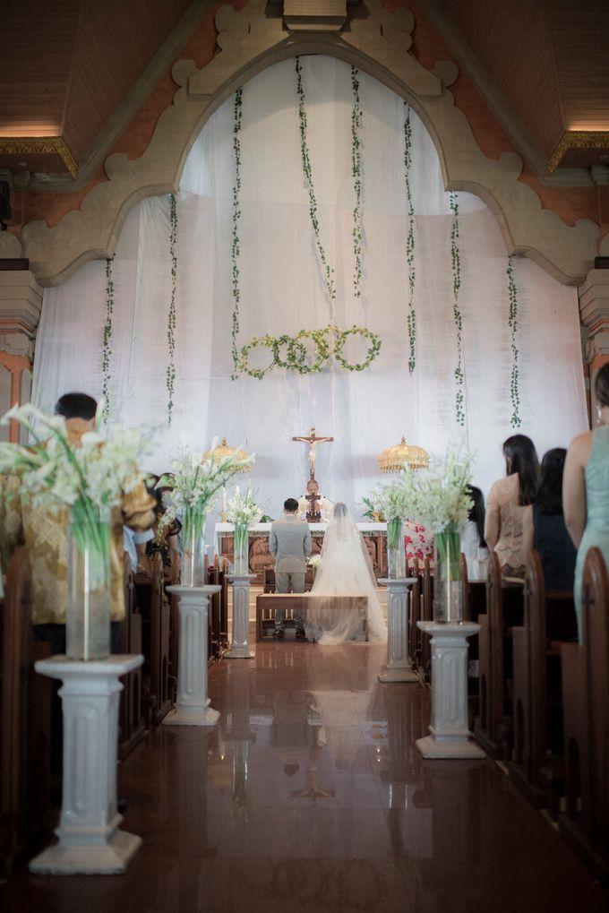 Anson & Vanessa Wedding at The Soori - Bali by Imelda Hudiyono Bride - 007