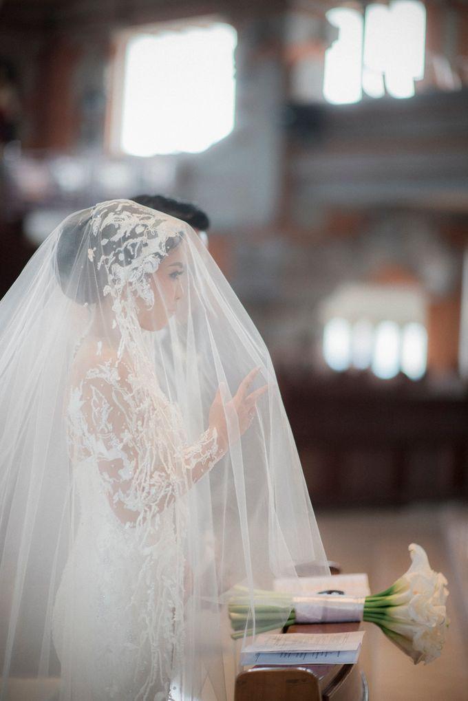 Anson & Vanessa Wedding at The Soori - Bali by Imelda Hudiyono Bride - 008