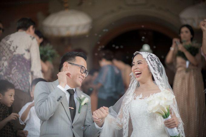 Anson & Vanessa Wedding at The Soori - Bali by Imelda Hudiyono Bride - 010