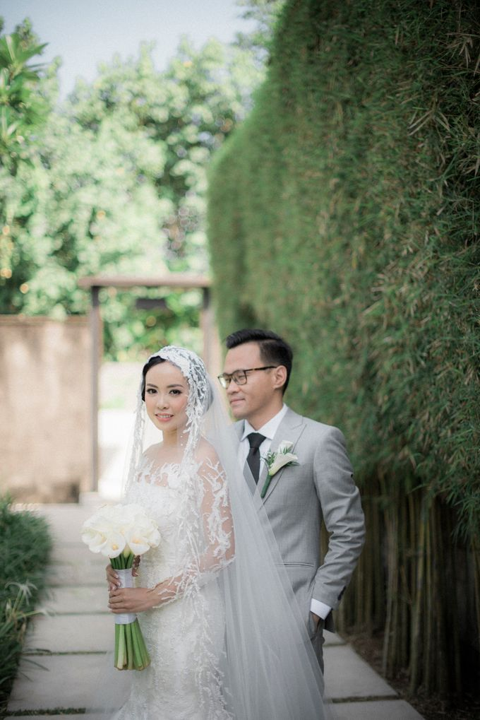 Anson & Vanessa Wedding at The Soori - Bali by Imelda Hudiyono Bride - 011