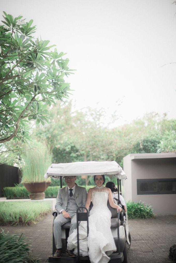 Anson & Vanessa Wedding at The Soori - Bali by Imelda Hudiyono Bride - 013