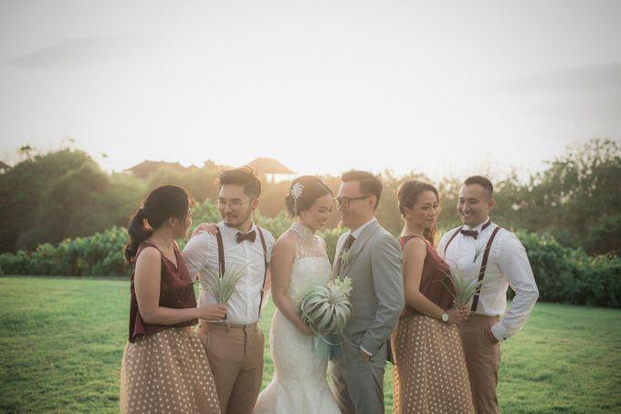 Anson & Vanessa Wedding at The Soori - Bali by Imelda Hudiyono Bride - 014
