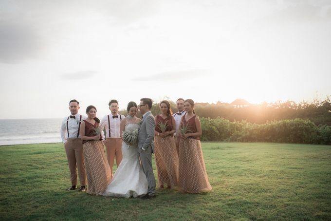 Anson & Vanessa Wedding at The Soori - Bali by Imelda Hudiyono Bride - 015