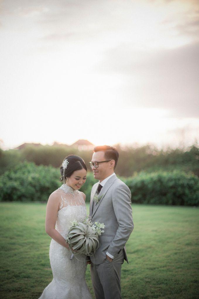 Anson & Vanessa Wedding at The Soori - Bali by Imelda Hudiyono Bride - 016
